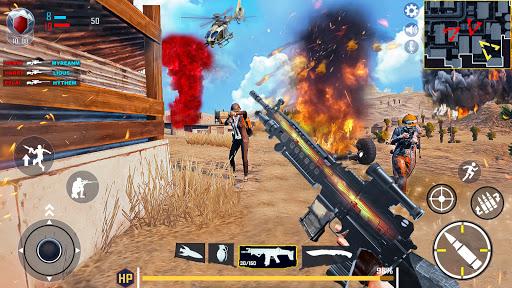 Real Commando Shooting: Secret mission - FPS Games  screenshots 8