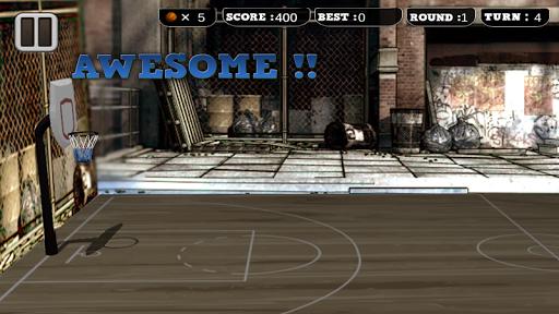 Real Basketball Shooter apkmr screenshots 3