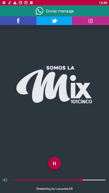 La Mix 101.5 screenshot 3