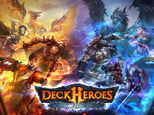 Deck Heroes: Duell der Helden 13.3.0 screenshots 1