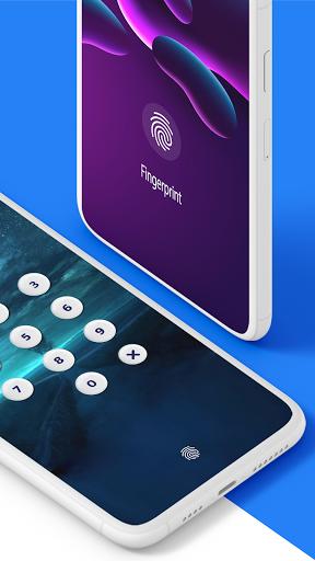 App Lock Fingerprint Password, Lock Screen Pattern android2mod screenshots 3