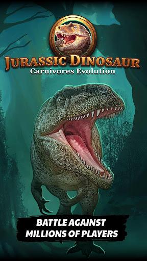 Jurassic Dinosaur: Carnivores Evolution - Dino TCG 1.4.14 Screenshots 1