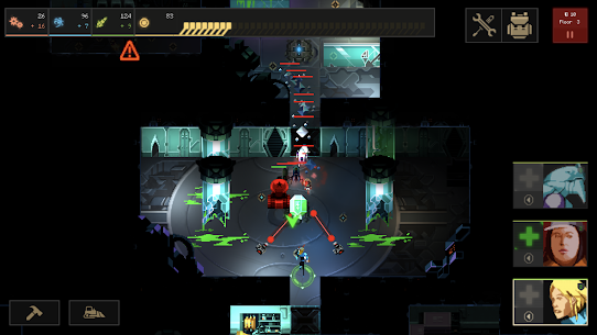 Dungeon of the Endless: Apogee Mod Android 4