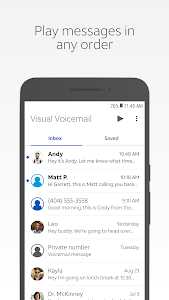 AT&T Visual Voicemail 4.5.0.10202