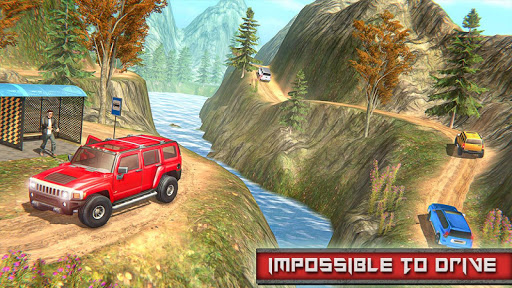 Crazy Taxi Jeep Drive: Jeep Driving Games 2020 apkslow screenshots 3