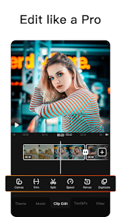 VivaVideo - Video Editor & Video Maker Screenshot