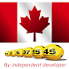 Canada Lotto - Androidアプリ
