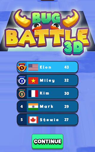 Bug Battle 3D 1.1.0 screenshots 11
