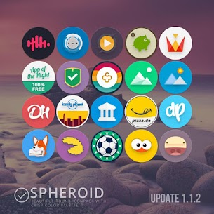 Spheroid Icon v2.6.3 [Patched] 4