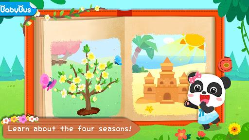 Baby Panda's Four Seasons APK MOD Download 1