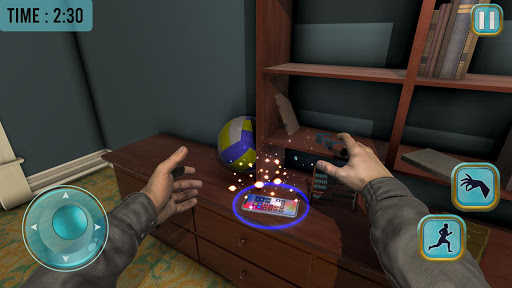 virtual heist thief robbery house simulator games screenshot 3