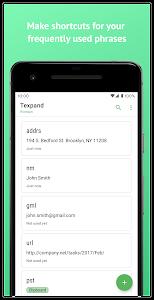 Texpand: Text Expander 2.0.4 - e7e20fc (Unlocked)