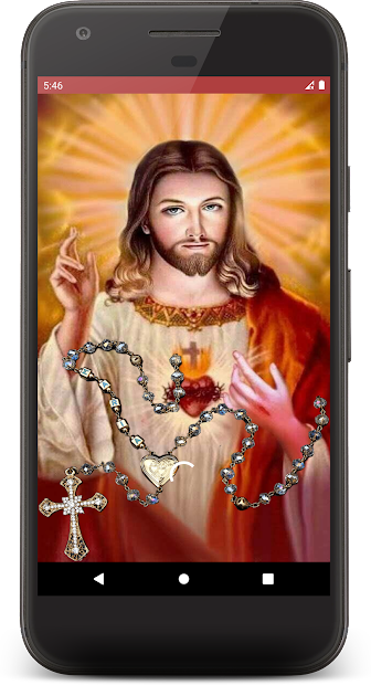Holy Rosary Sacred Heart of Jesus screenshot 11