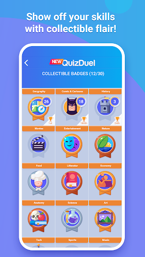 NEW QuizDuel!  screenshots 5