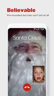Video Call Santa - Simulated Video Call from Santa