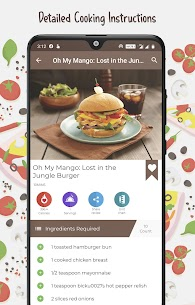 Burger And Pizza Recipes For Pc – Free Download For Windows And Mac 2