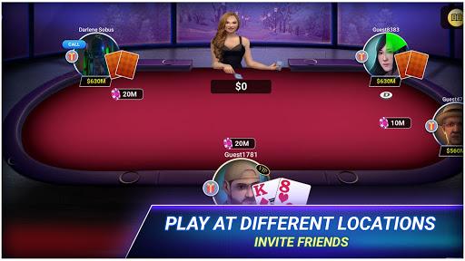 Poker ZMist - Free Texas Holdem Poker screenshots 3