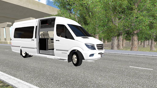 Sprinter Bus Transport Game screenshots 2