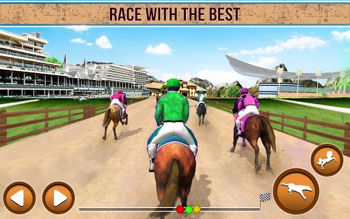 horse racing  : derby horse racing game screenshot 1