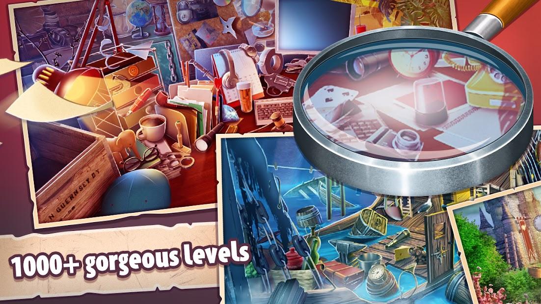 Books of Wonders - Hidden Object Games Collection screenshot 1