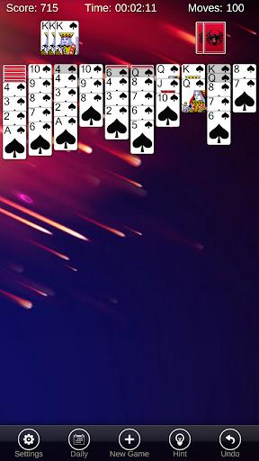Spider Solitaire Pro 1.2.8 Screenshots 3