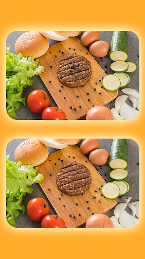 Spot The Differences - Find The Differences Food 2.3.1 screenshots 1