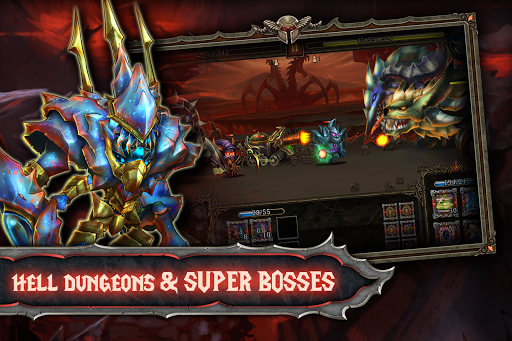 Epic Heroes - Dragon fight legends  screenshots 6