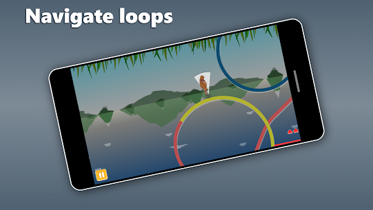 Unicycle Dash – Motion controlled runner Hack for iOS and Android 3