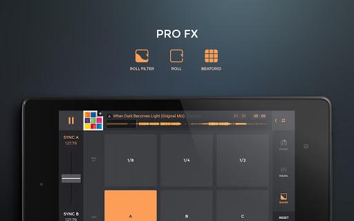 edjing PRO LE - Music DJ mixer  Screenshots 15