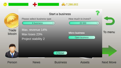 Business strategy 4.3 screenshots 5