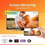 screenshot of Screen Mirroring - Cast Phone to TV