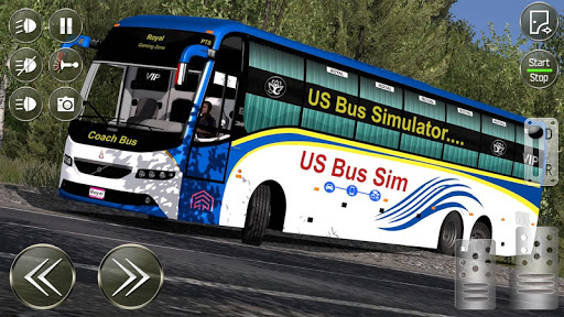 US Bus Simulator 2020 : Ultimate Edition android2mod screenshots 4