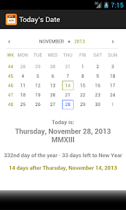 Today's Date  Apps For Pc – Free Download For Windows And Mac 2