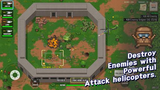 Team SIX - Armored Troops screenshots 9