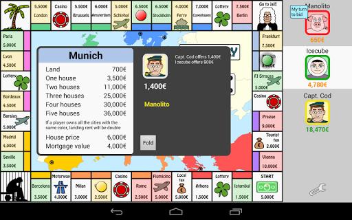 Europoly screenshots 14