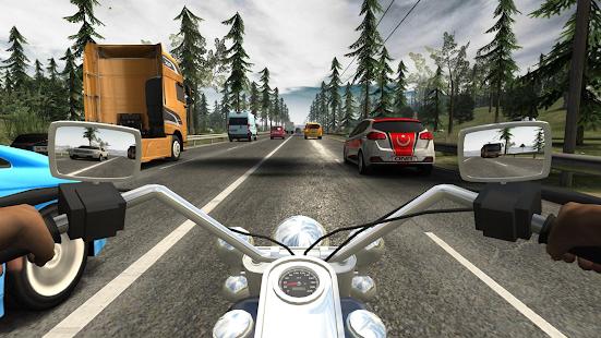 Racing Fever: Moto screenshots apk mod 5
