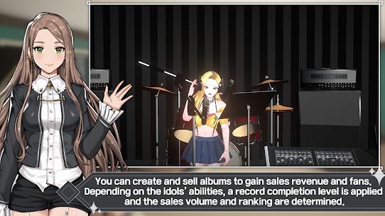 Idol Queens Production Mod Apk 2.25 (Mod Menu) 3