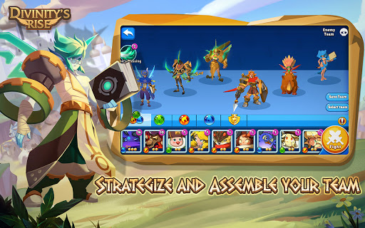 Divinity's Rise  screenshots 13