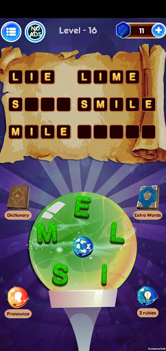 Word Wizard Puzzle - Connect Letters 4.1.7 screenshots 13