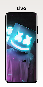 Wallpapers 4K, Backgrounds 3D/HD Pixel 4D Themes 1.6 Apk 5