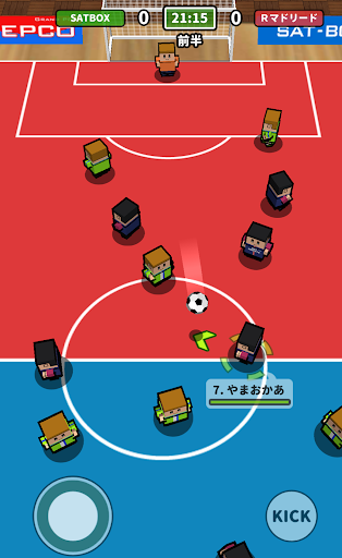 Soccer On Desk 1.3.8 screenshots 24