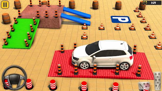 Real Car parking 3D: Free Car Parking Games 2020 3.8 Screenshots 1