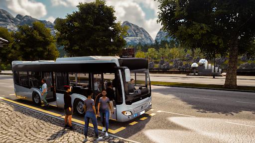 Public Coach Bus Simulator: Bus Games 3d  screenshots 2