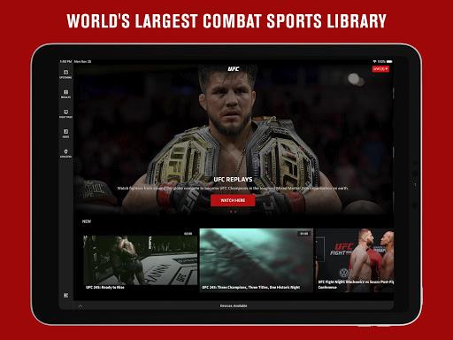 UFC screenshots 9