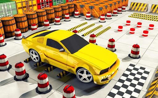 Car Parking 3d Game: Luxury Car Parking 2021 modiapk screenshots 1