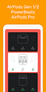 MaterialPods (AirPods for Android) 4.41 Apk 2
