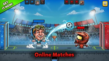 ⚽ Puppet Football Fighters - Soccer PvP ⚽