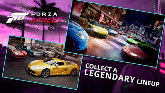 Forza Street: Tap Racing Game v37.1.0 Apk & OBB Free Download 4
