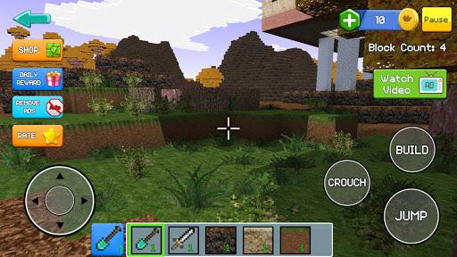 Minicraft Good: Crafting Game 2021 apktreat screenshots 1