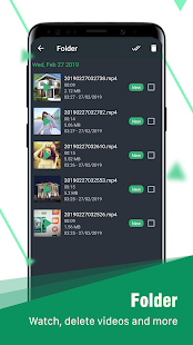 background video recorder 4.3 Screenshots 11